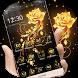 Golden Rose Theme by Stylish Theme Creator