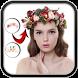 Flower Crown Photo Editor by Red App Studio