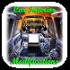 Modified Car Interior by Utomo Media