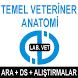 AÖF TEMEL VETERİNER ANATOMİ by AÖF KURSLARI