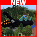 Great Flight MCPE map by Smileapps Studio