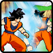 Super Goku Sama Fighting by Someday Somewhere Studios