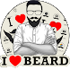 I Love Beard Theme