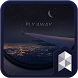 A night flight Launcher theme by SK techx for themes