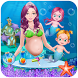 Mermaid Give Birth First Baby by Mobile Games Media