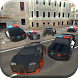 Cops and Bank Robbers Pursuit by Javo Melier