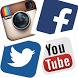 All Social Network by Fser Nec