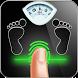 Weight Finger Scanner Prank by Photo Clock Livewallpaper