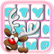 Keyboard Christmas Lights by Girls Fashion Apps