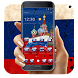 Russian federation flag day theme by Bestheme Theme Studio HD wallpaper& icons