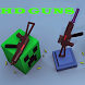 Hd guns mod for minecraft by AllenDung