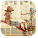 Ancient Egypt Keyboard Theme by Keyboard Theme Factory