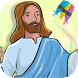 Bible coloring book for kids by Empadura