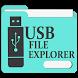 Usb file explorer pro by Innovation TeamApps