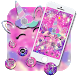Galaxy Starry Sky Sparkle Theme by Beauty Stylish Theme