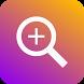 Insta Zoom- Zoom For Instagram by BillApps