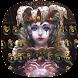 Lonely clown beauty keyboard by Bestheme theme&keyboard studio 2018