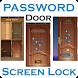 Password Door Screen Lock by Secret Whispers