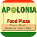 Apolonia Food Plaza by Appsmen