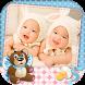 Babies photo frames for kids by Belenchu Intercom