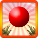 Clumsy Ball - Bouncy Red Ball by Tapdiem