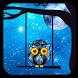 Moonlight Owl by Featuredtheme