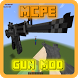 Guns Mod for Minecraft PE by Rapidahre
