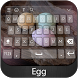Egg Keyboard Theme by Styles Keyboard Forever
