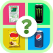 Guess the food, drinks, brand by Quizoteka