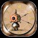 Halloween Night Clock by Smart Widget Apps