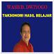 Wasis Taksonomi Hasil Belajar
