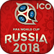 Russia World Cup 2018 Score by Ivan Covic