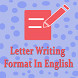 Letter Writing Format In English by GIF Developer