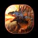 Immortal Fire Dragon Keyboard