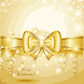 Golden Diamond by Launcher phone theme