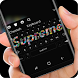 black supreme Keyboard by Sexy Theme for Smart Phone