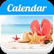 Calendar Widget by Hawesaty