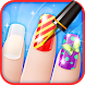 Nail Makeover - Girls Games by 6677g.com
