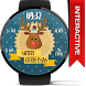 Christmas Holidays Watch Face by Smart Art Studios