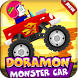 Doramon Monster Car by Boxsplay