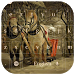 Classical Horse Keyboard by Keyboard Theme Factory