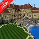 Euromansion map for Minecraft by Fisher Studio