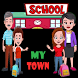 Game My Town School FREE Guide by Clickkers