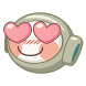 Leopold the Robot Emoji by Swyft Media
