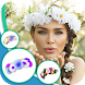 Flower Crown Photo Editor by Jasmine Armstrong
