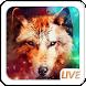Wild Wolf Live wallpaper by Live wallpaper Designer