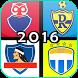 Logo Quiz Fútbol Chileno 2016 by Balanza Games
