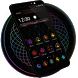 Color Black Cool Theme by creative 3D Themes