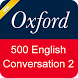 500 English Conversations 2 by AT Production