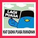 NIAT QADHA PUASA RAMADHAN by JBD Kudus Studio